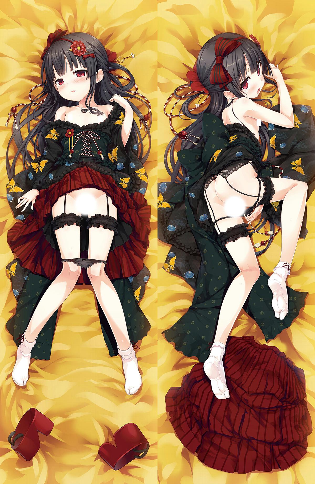 【速報】最高にHい抱き枕が発見されるwwwwwww