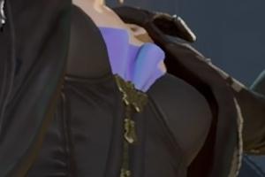 【画像】PS4コードヴェイン、マンが見えてしまうと話題にwwwwww