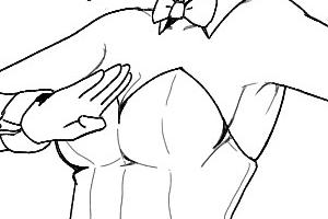 【画像】Hなバニーガールのイラスト描いてみたwwwwwww