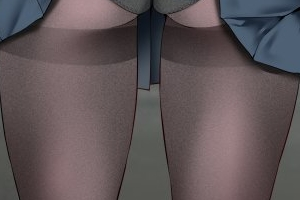 【画像】JKさん、カバンがスカートに引っかかってしまい下着が丸見えにwwwwwww